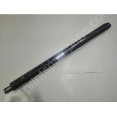 Damping roller (chrome)
