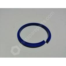 Blue creasing ring